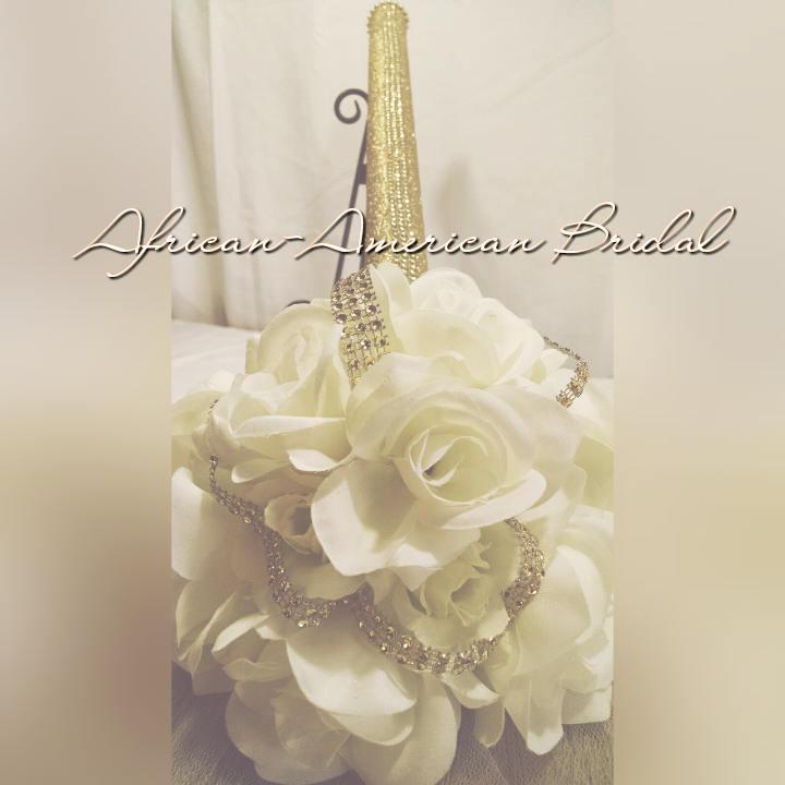 """Mariage - 36"""" TaJiri Wedding Jumping Broom™"""