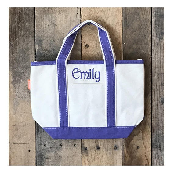 Mariage - Flower Girl Canvas Tote Bag