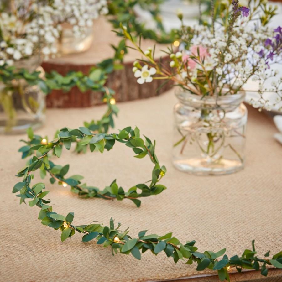 Hochzeit - Foliage Lights