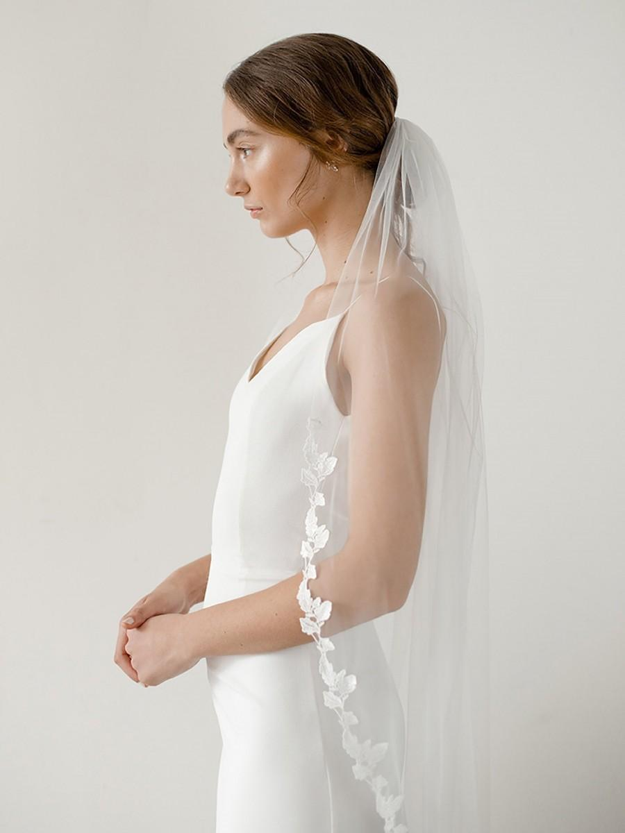 Mariage - Lace Wedding Veil