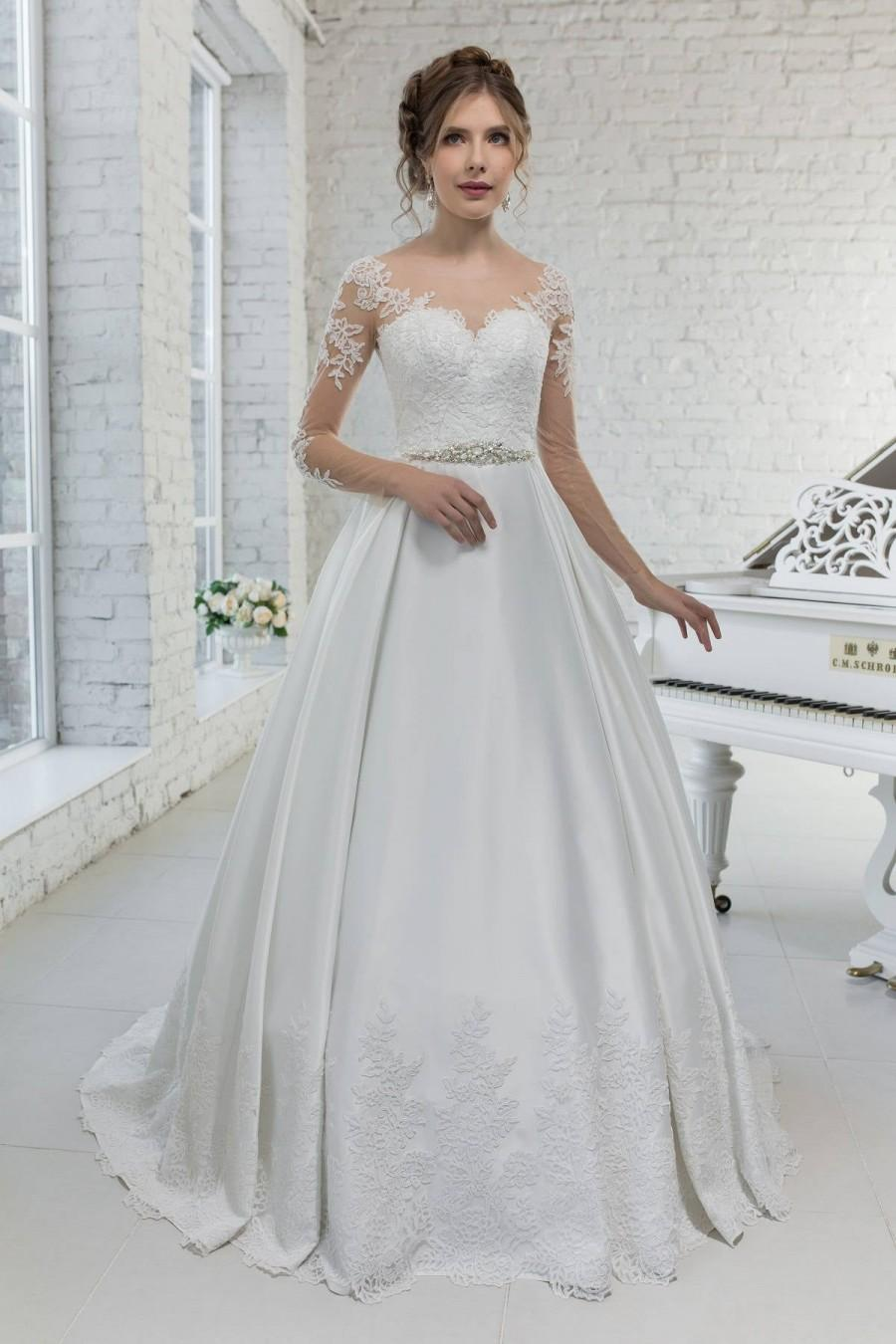 Wedding - Wedding dress wedding dress SHAILA