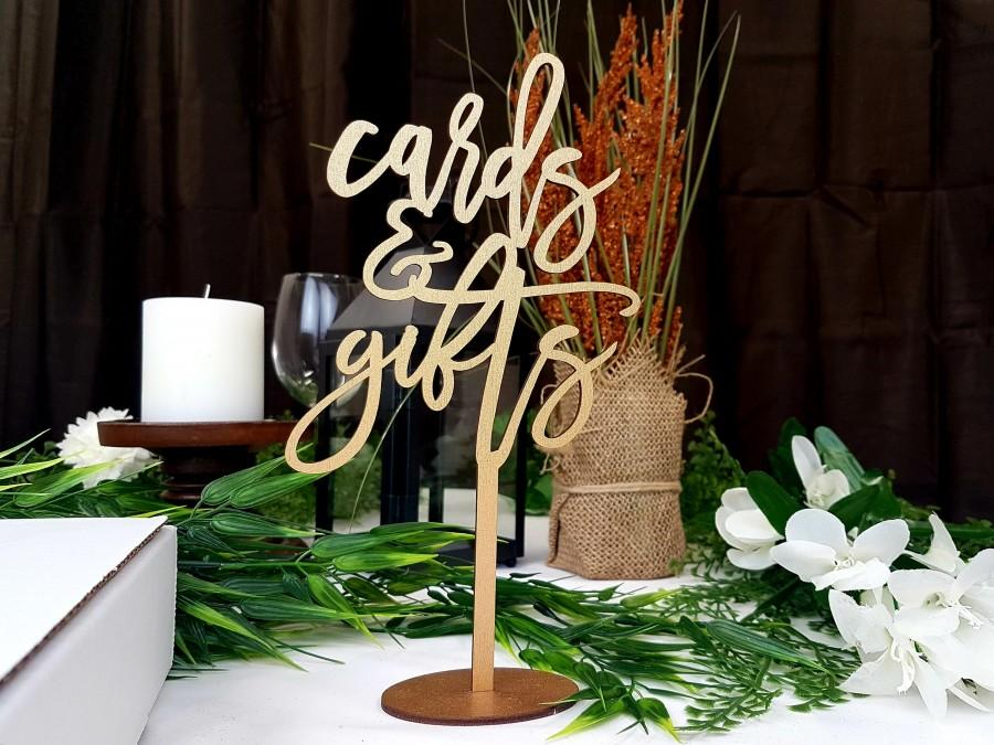 Mariage - Wedding Wooden Table Sign