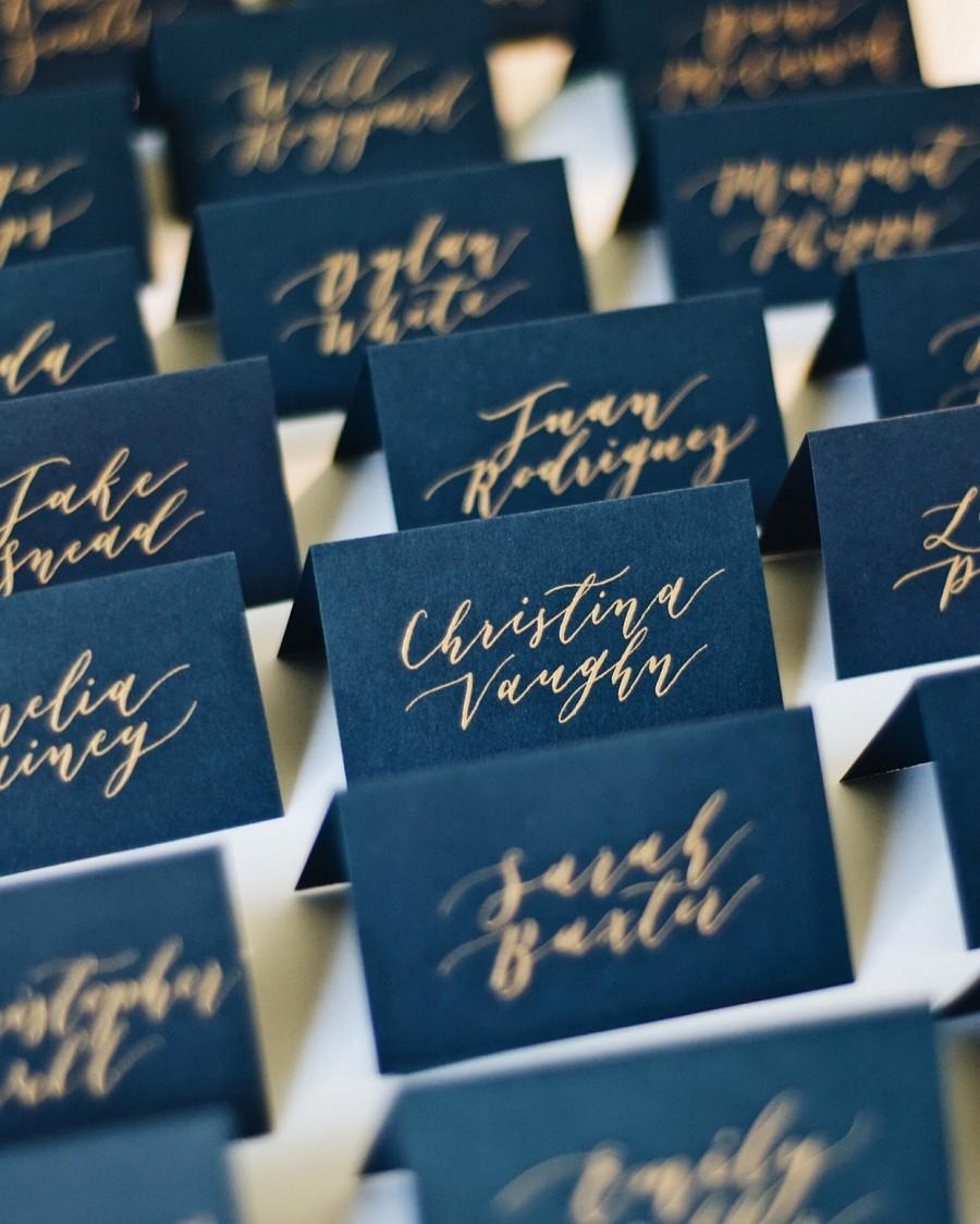 Свадьба - Wedding Place Cards
