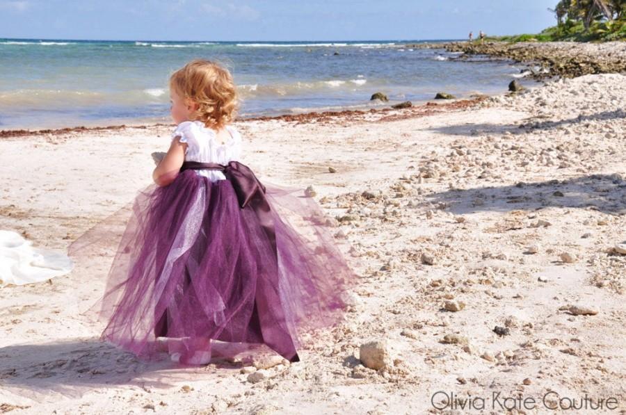 Hochzeit - Flower Girl Dress Baby