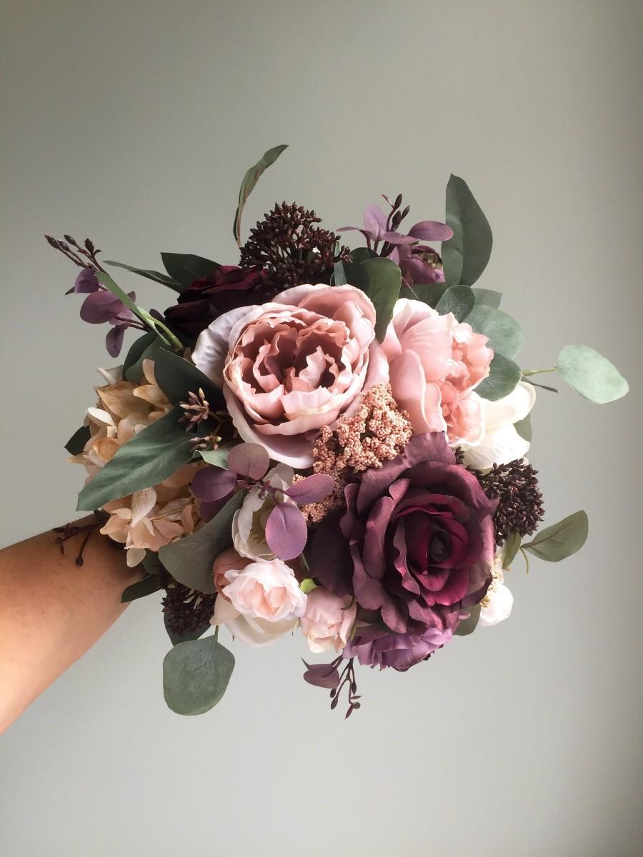 Dusty Rose Flower Bouquet Off 77 Buy