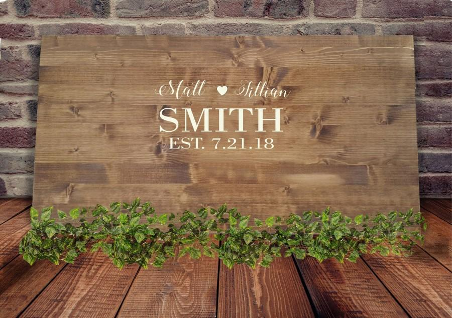 Mariage - Wedding Guest Book Sign