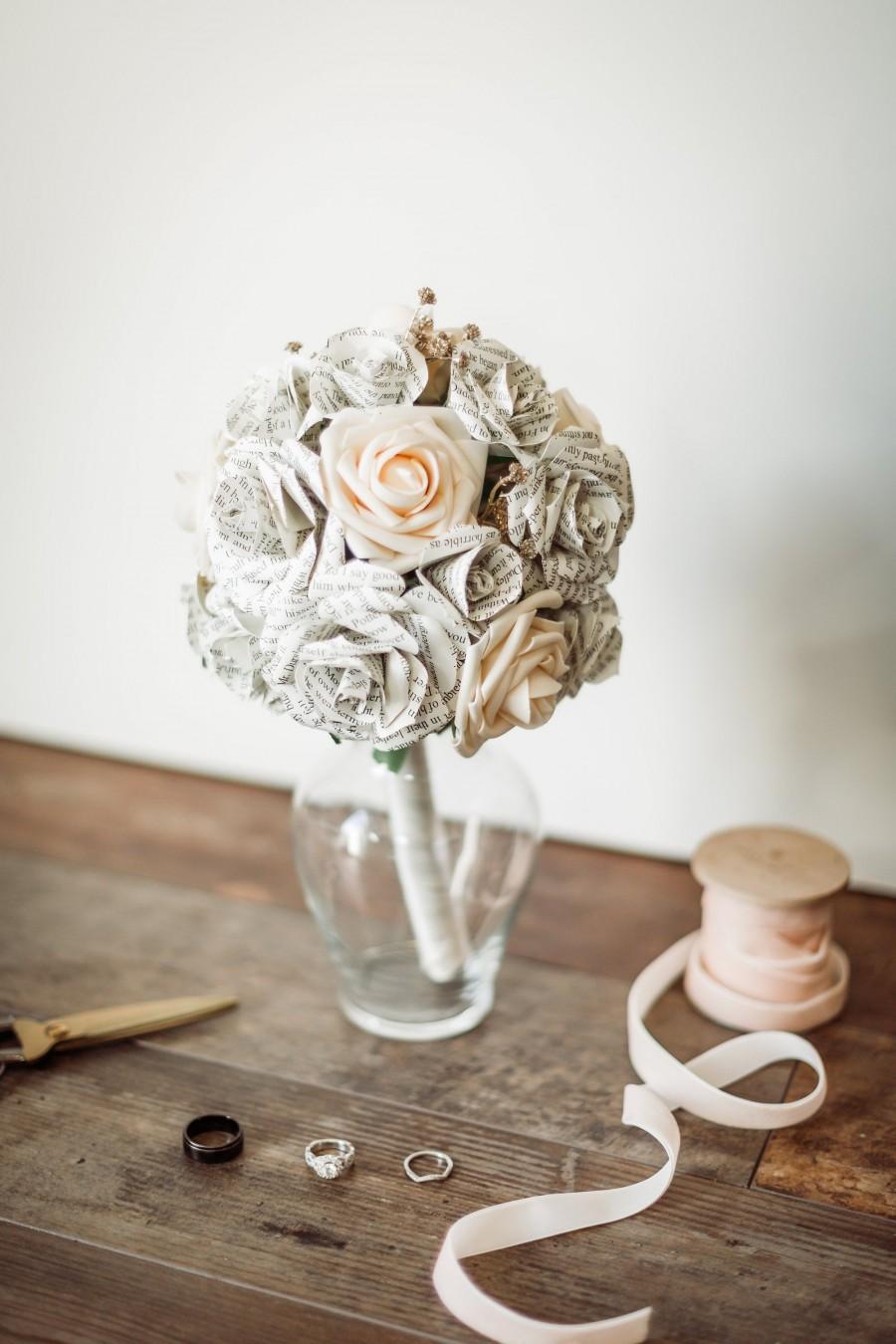 Свадьба - Harry Potter Inspired Wedding Bouquet