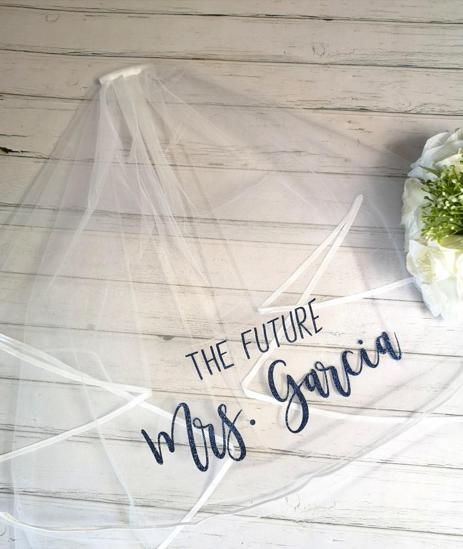 Wedding - Custom Veil