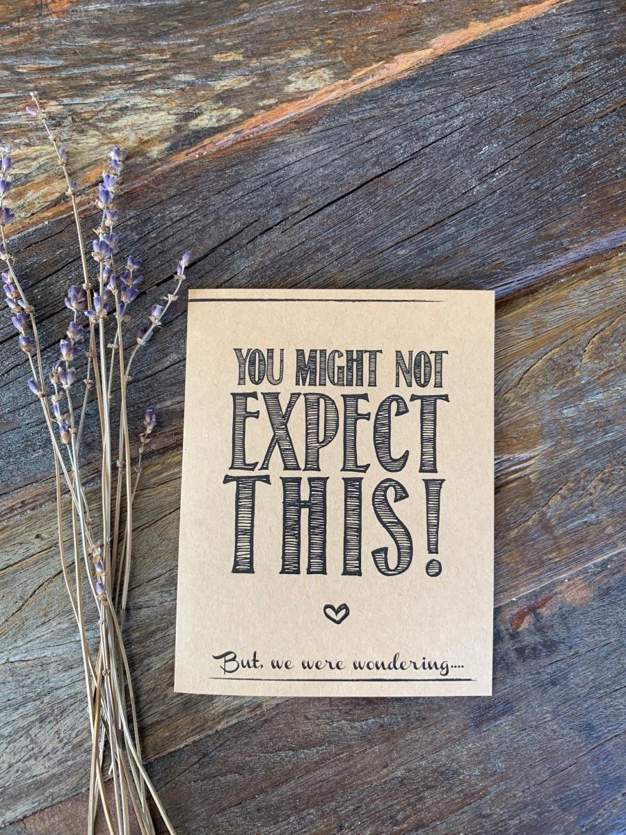 Wedding - Officiant Proposal. Will you marry us card. Will you be our Officiant? Officiant Proposal Card. Can't Say I do with you card. Officiant gift