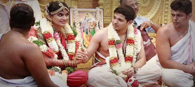 Свадьба - Tips for Make a Grand Tamil Wedding