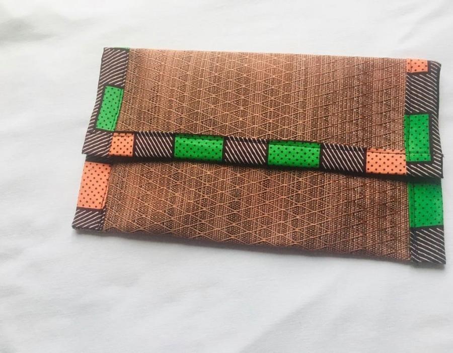 Hochzeit - African loincloth pouch