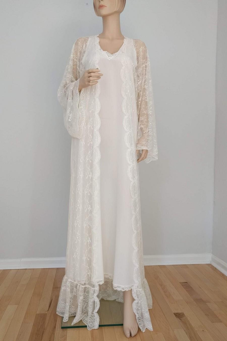 Wedding - Bridal Robe
