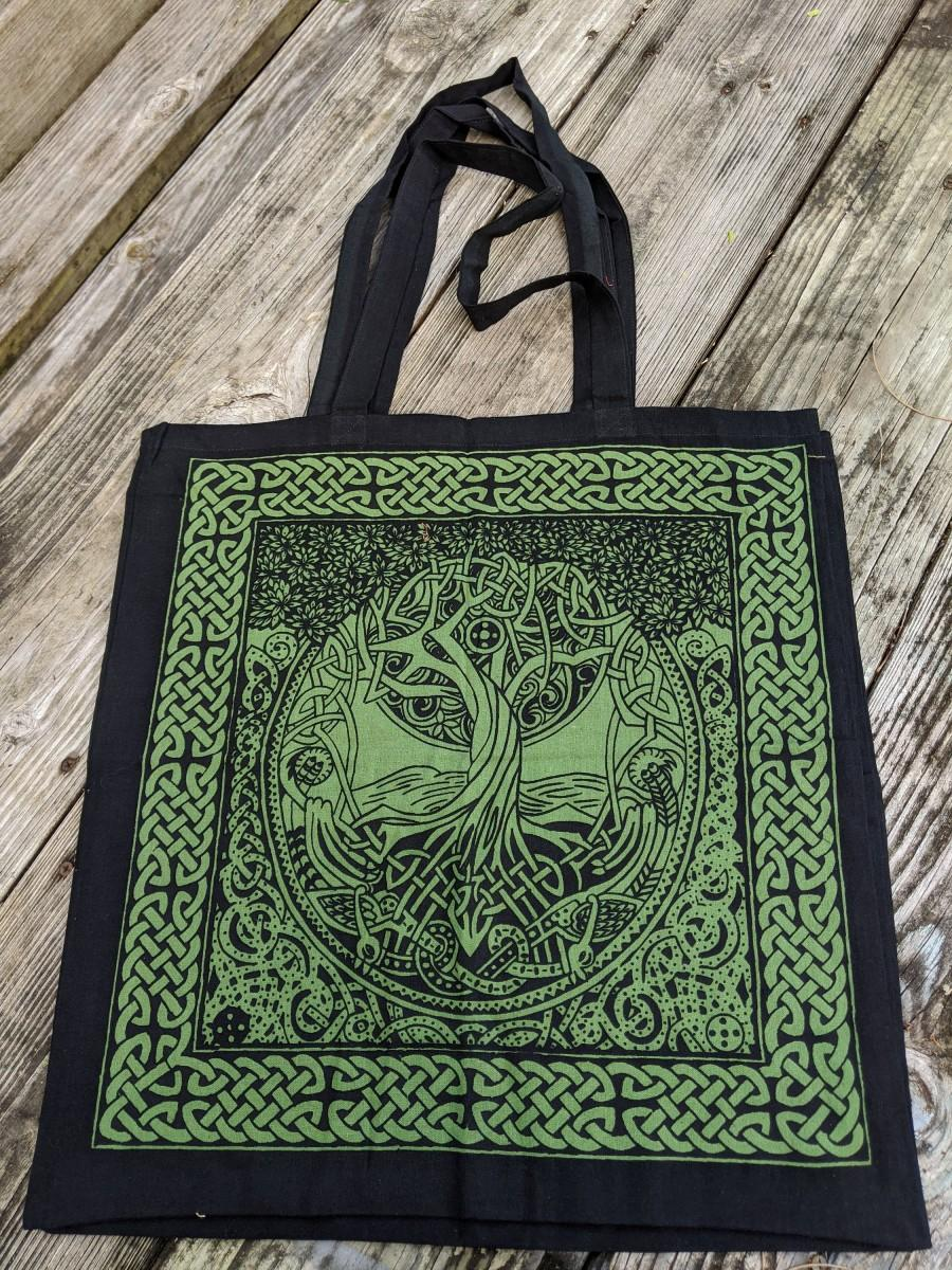 Свадьба - Tree Of Life Tote Bag