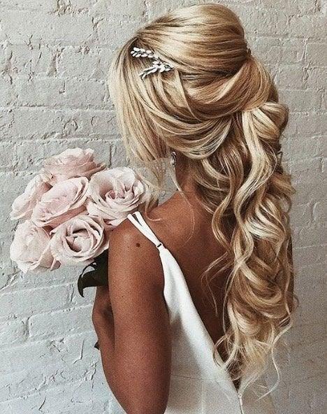 Свадьба - Bridal hair piece Crystal Opal hair comb Blue Opal Bridal hair vine Wedding hair piece Wedding hair Accessories Bridal Hair Accessories