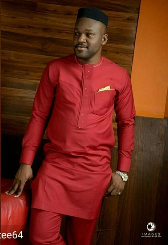 Wedding - African clothing, mens wedding suit, dashiki suit, groomsmen suit, mens kaftan, African senator wear, Dashiki suit, African print top, suit