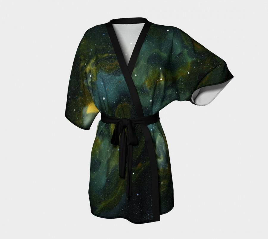 Свадьба - Peachskin Fabric Kimono Robe