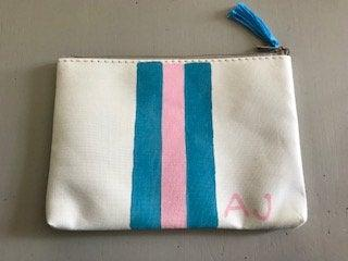 Mariage - Monogrammed Accessory Bag