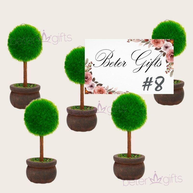 Mariage - #DIYparty Green #EscortPlaceCards Marriage #Décoration ZH017/A