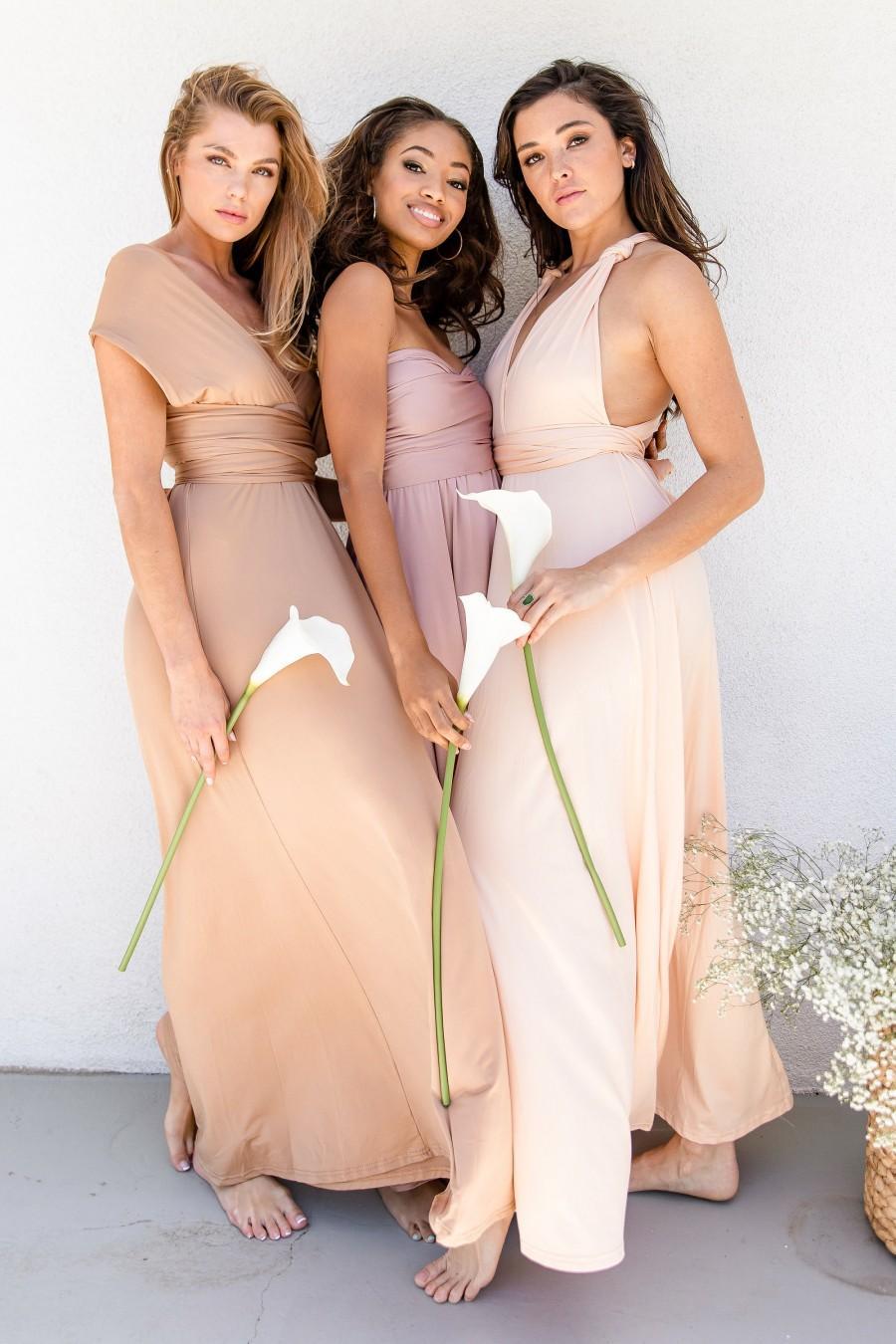 زفاف - Bridesmaid Dress