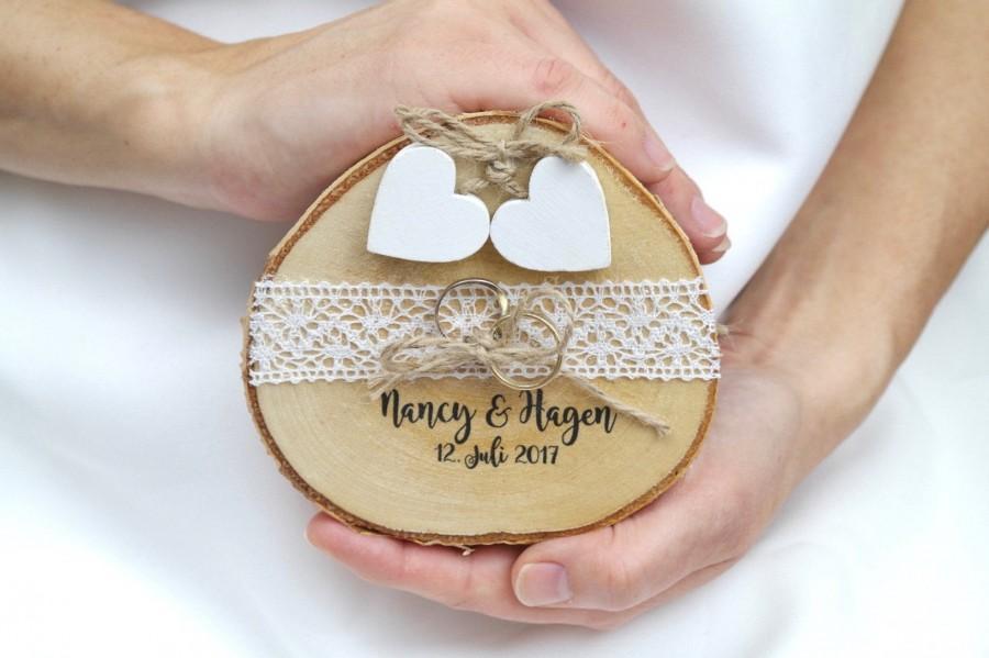 Wedding - Ring Cushions