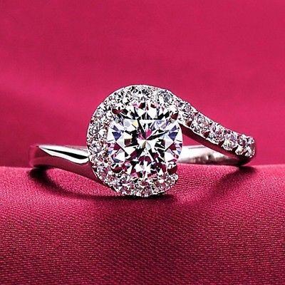 Mariage - Buy 2 ct Moissanite Ring
