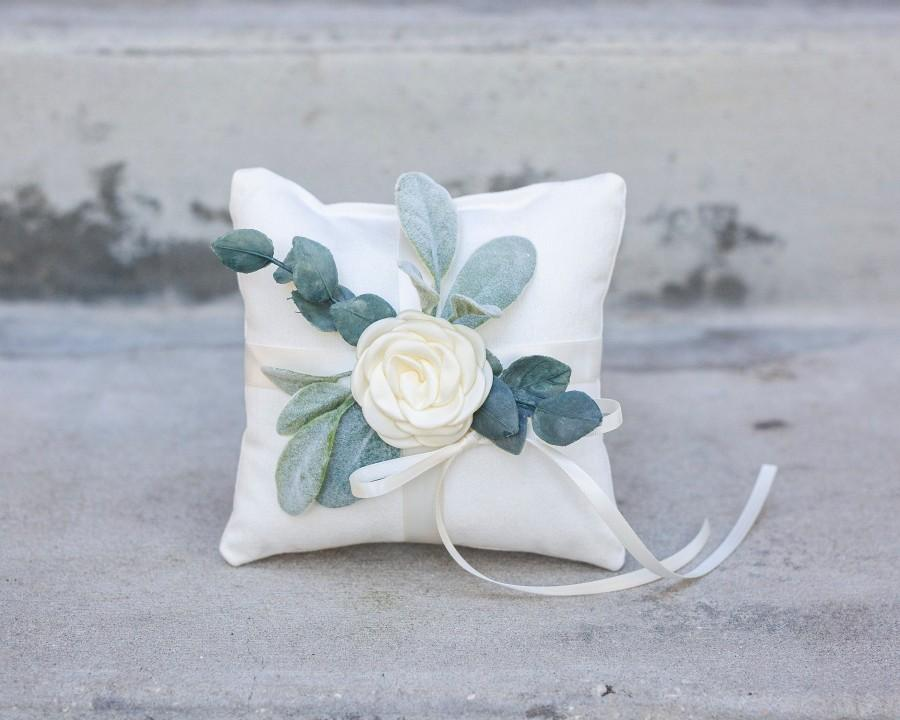 Wedding - Ring Bearer Pillow
