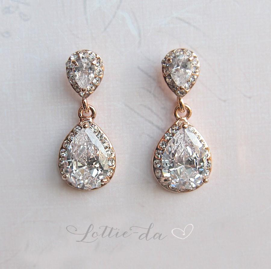 Wedding - Wedding Accessories Dangling Earrings