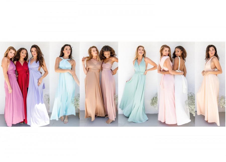 Hochzeit - Bridesmaid Dress