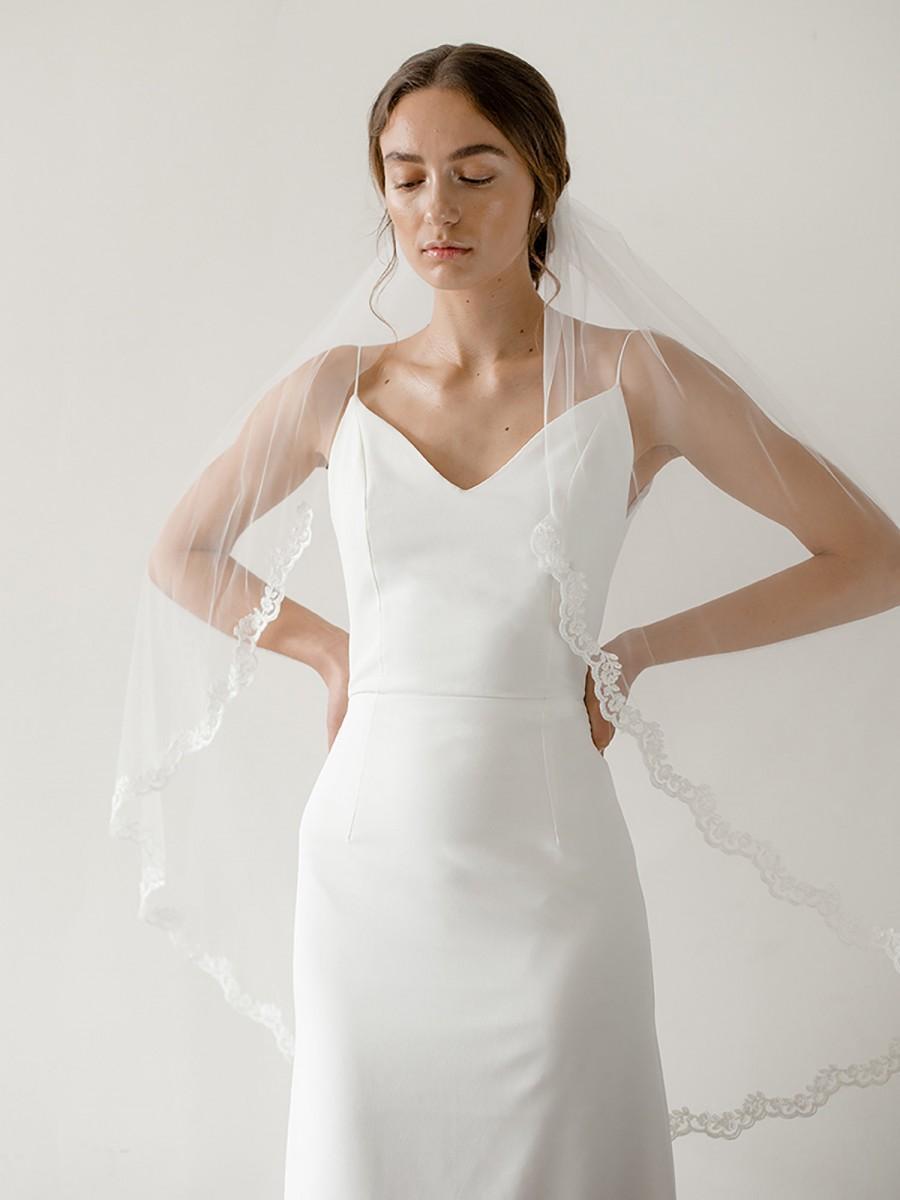 Mariage - Lace Wedding Veil
