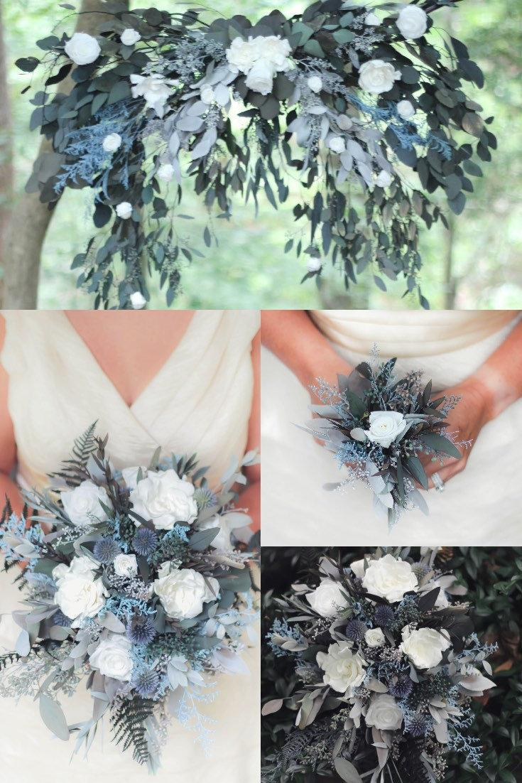 Wedding - Wedding Flower Set