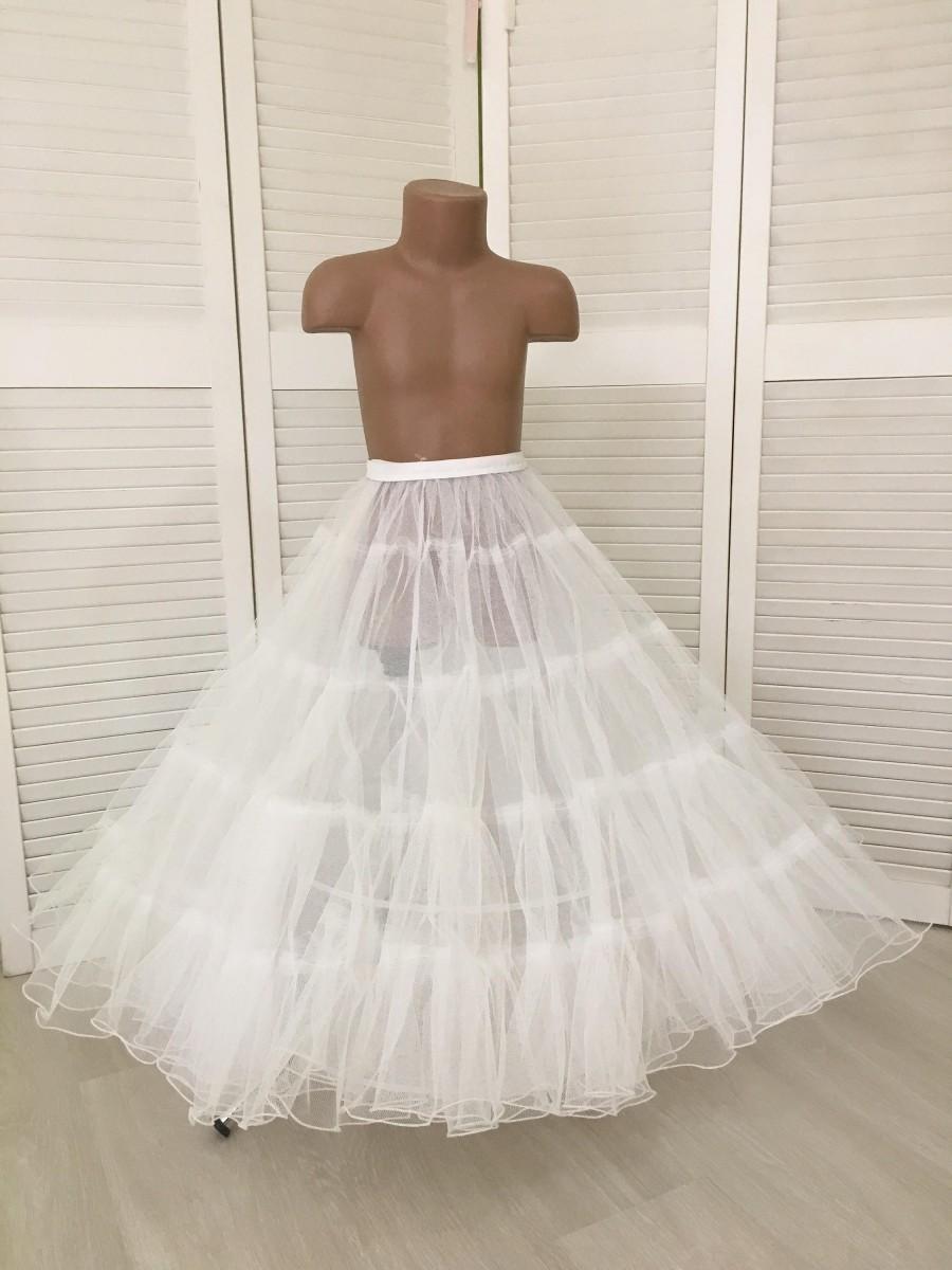 زفاف - Petticoat A