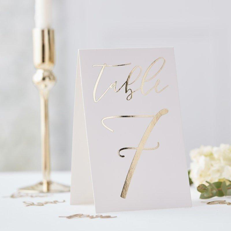 Hochzeit - 1-12 Table number, Wedding Table Numbers, Gold Table Numbers, White Table Numbers, Boho Table Numbers, Rustic Table Numbers