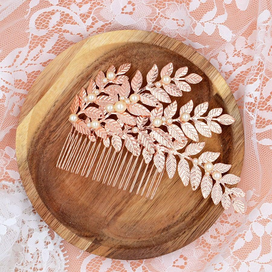 Свадьба - Bridal Head Piece Bridal Hair Piece Bridal Hair Comb Wedding Hair Comb Bridal HairComb Bridal Comb, bijoux mariage,bridal, Bijou mariage
