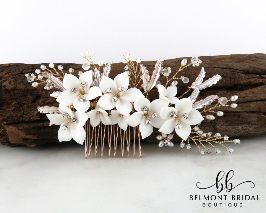 زفاف - Wedding Hair Piece