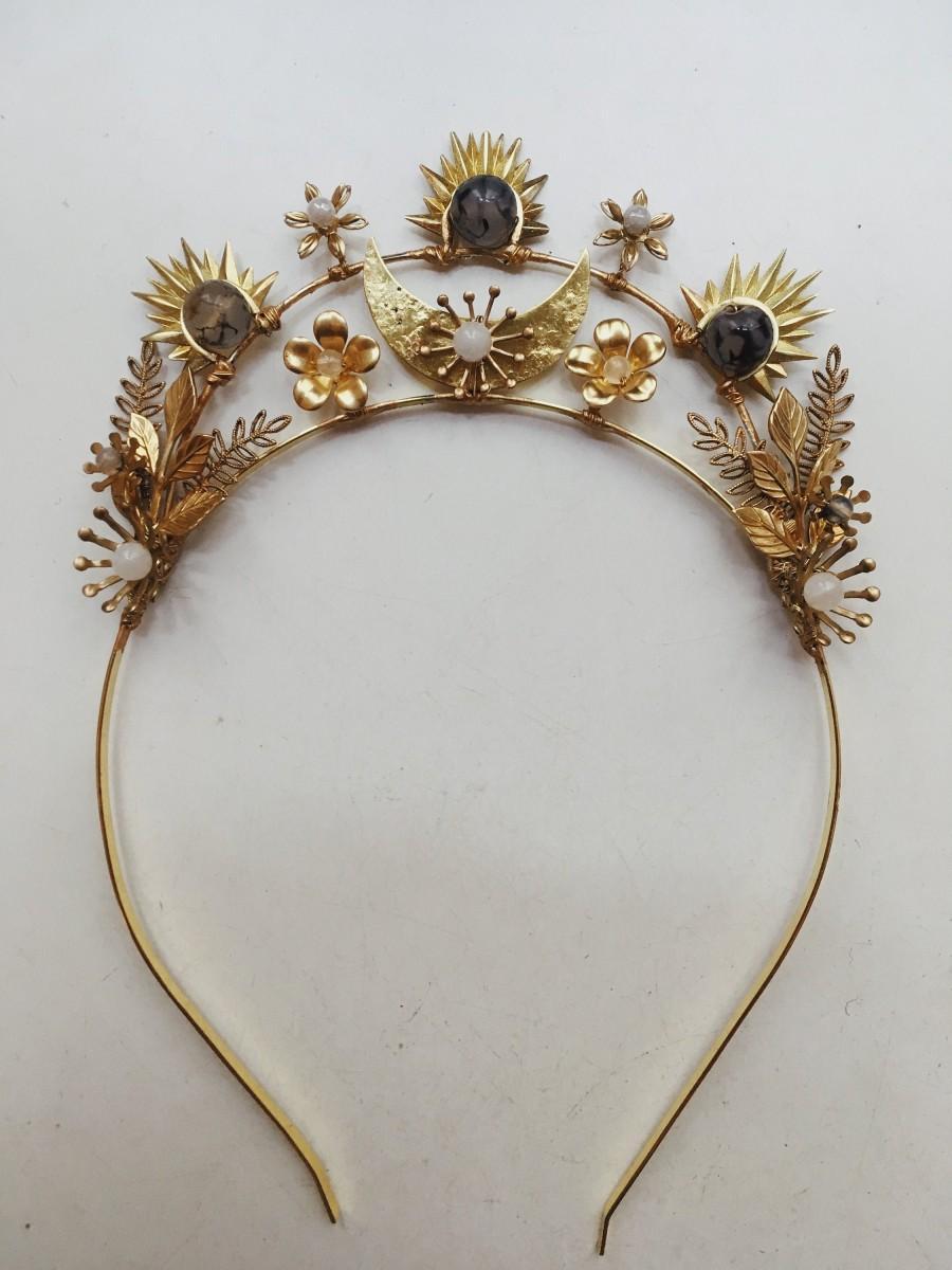 Mariage - Sunset crown #2002