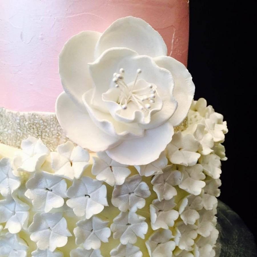 Wedding - Gumpaste Briar Roses - Sugar Flowers