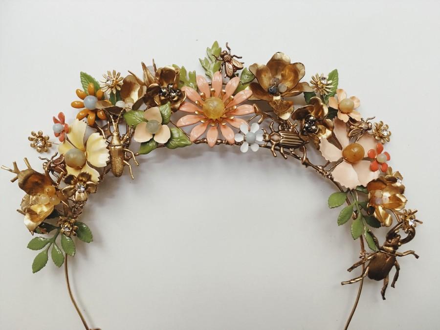 Свадьба - Cybele crown #1803