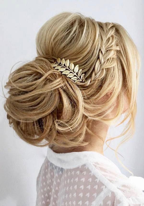 Wedding - Leaf Hair Comb Bridal Hair Piece Wedding Hair Accessories Leaf Bridal Hair Comb Gold Wedding Hair Comb Gold Leaf Bridal Hair piece