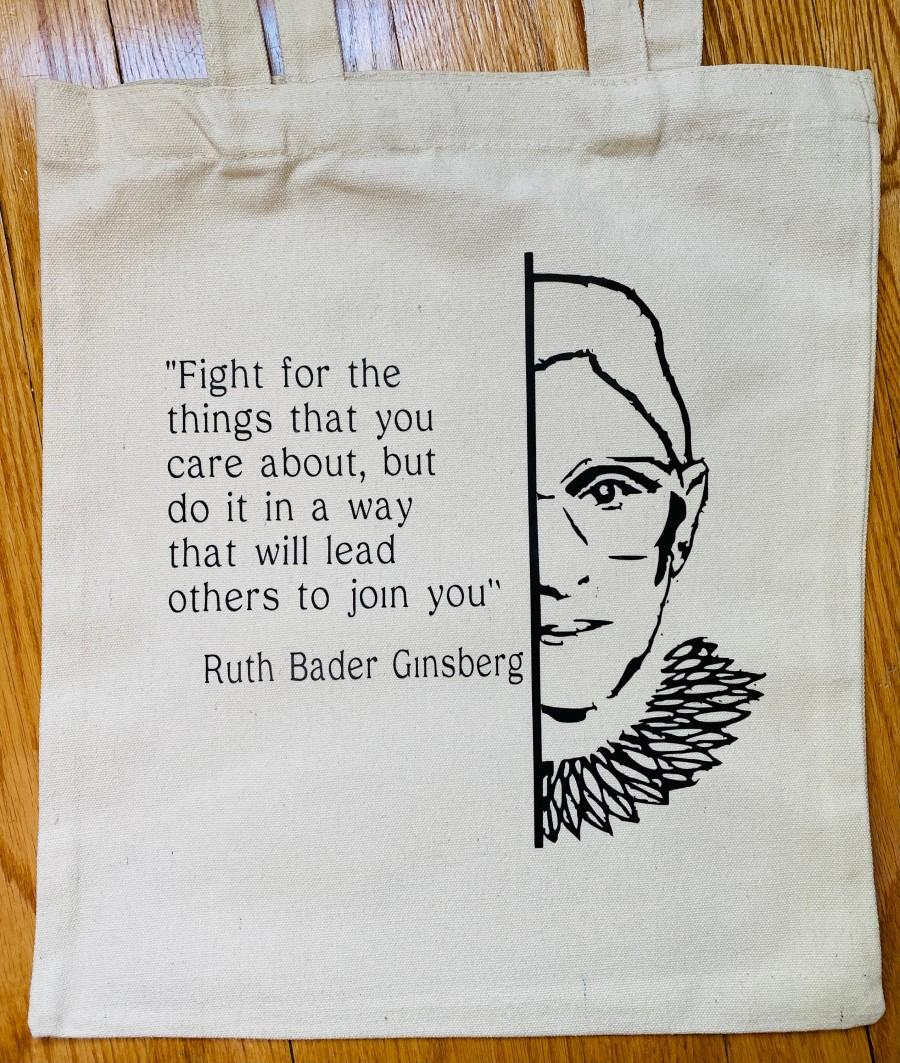 Wedding - RBG Tote Bag