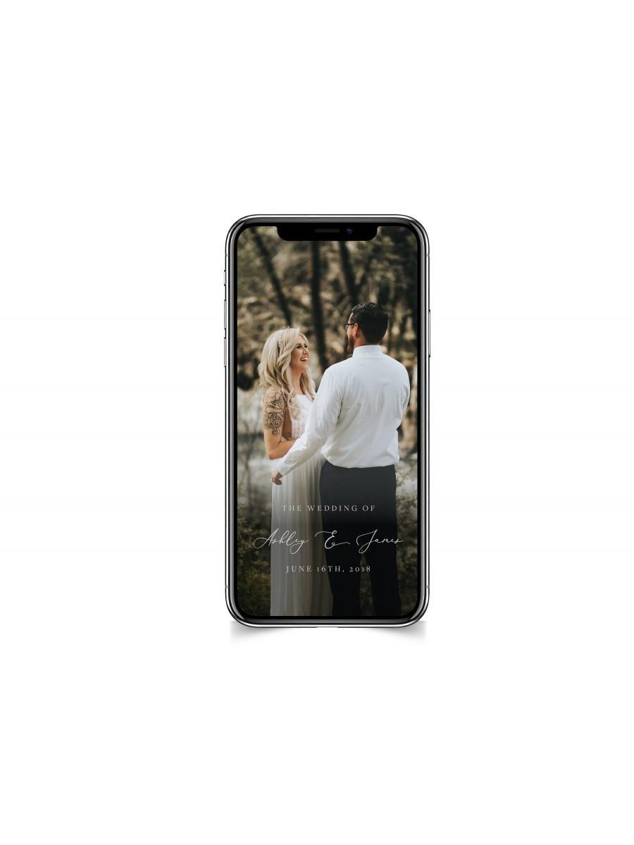 Mariage - Wedding Geofilter Snapchat Geofilter Elegant Wedding Snapchat Filter Classy Custom Geofilter Wedding Snapchat Filter Custom Snapchat 11