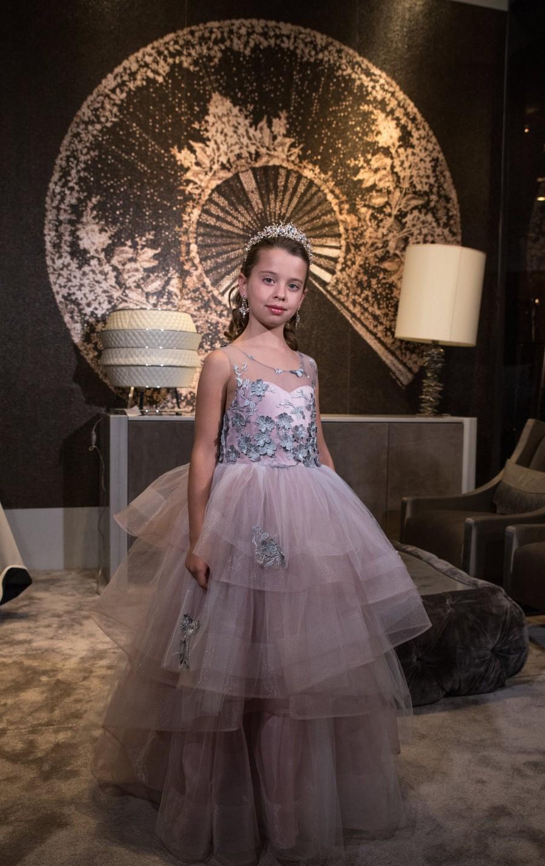 Свадьба - Purple Dress, Princess Dress, Lace Dress, Flower Girl Dress, Pageant Dress, Prom Dress, Luxurious Dress, Wedding Dress, Ball Dress, Lila