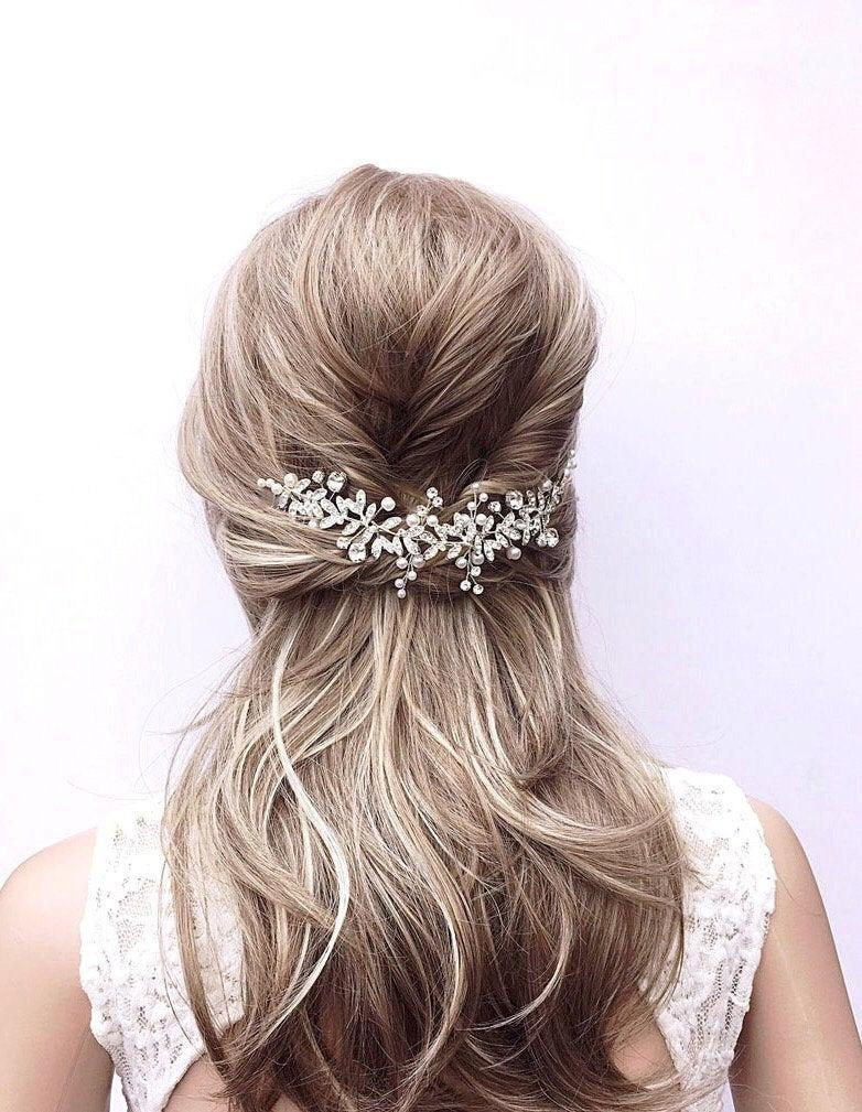 Wedding - wedding hair piece,Bridal headpiece hair vine,bridal hair comb,wedding headpiece wedding hair accessories bridal hair piece bridal headband
