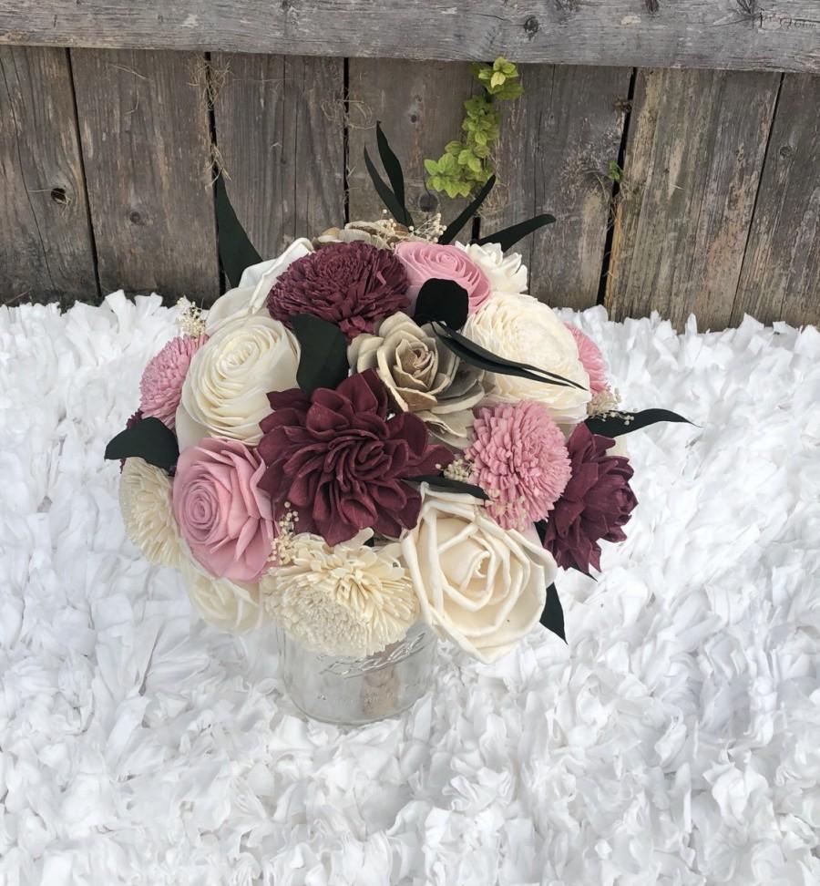 Свадьба - Sola Flower Bridal Bouquet