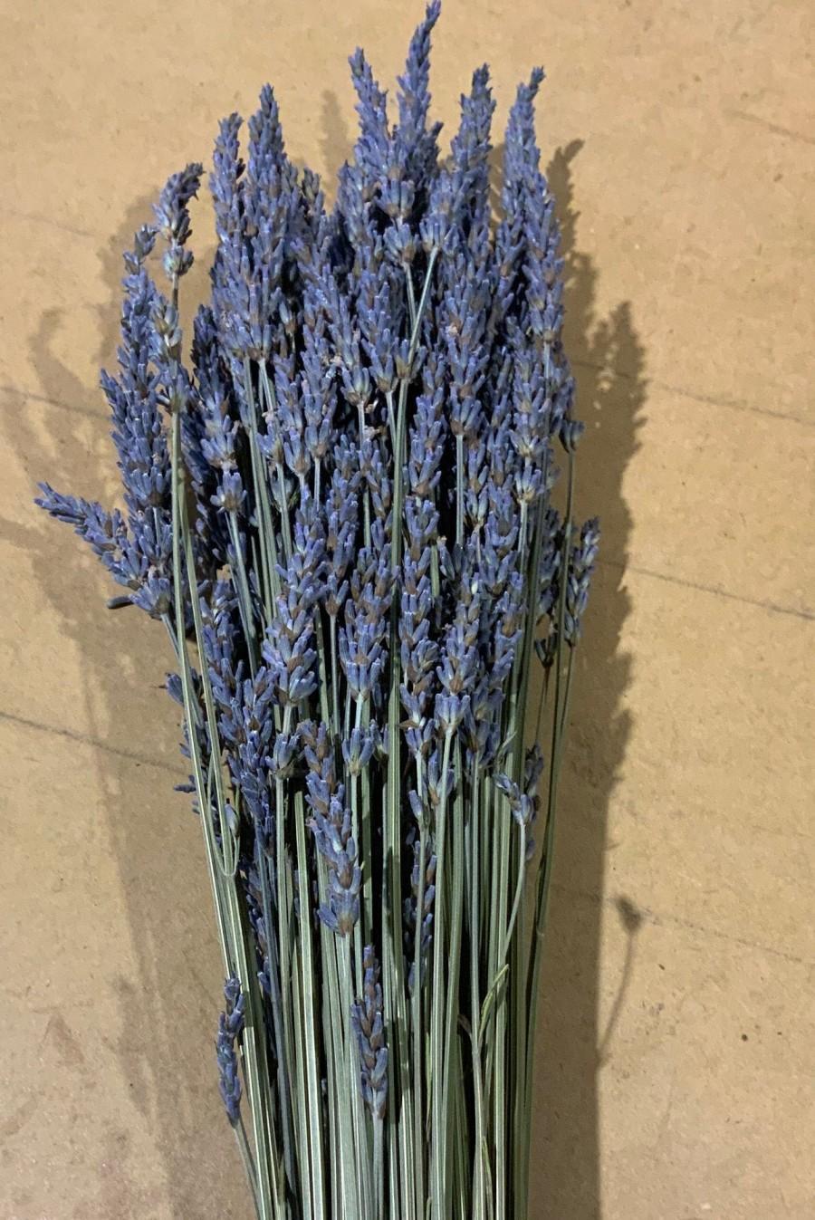 Hochzeit - SALE 2020 Lavender Dried 2.5 oz 1 bunch 200 Stems bundle Grosso English dried lavender bundle best seller weddings