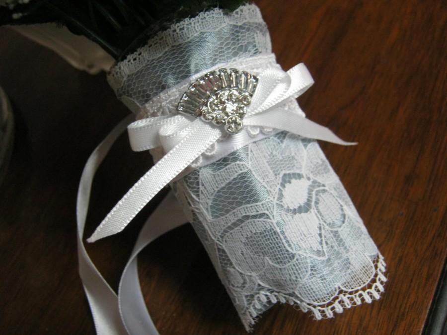 Свадьба - Wedding Bouquet Wrap
