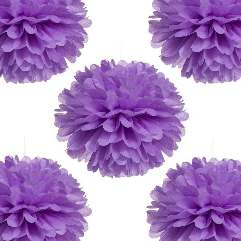 Wedding - Green Paper Tissue Pom Flower #DIYParty #diyDecoration ZH037 #bridalshower