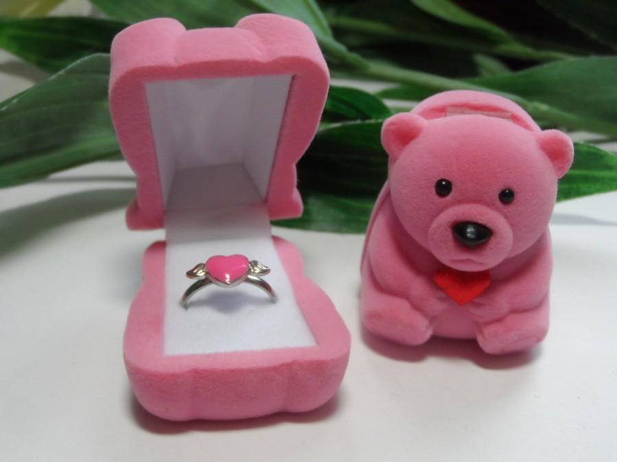 Mariage - Ring Box, Girls Ring Box, Little Ring Box, Santa ring box, frog ring box, novelty ring box