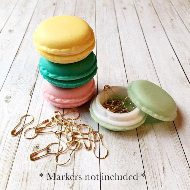 Mariage - Macaron/Macaroon Box - Empty - No Markers Included
