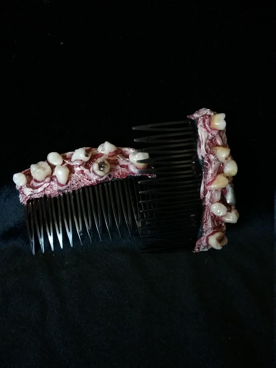 Wedding - Tooth Fairy Hair Combs
