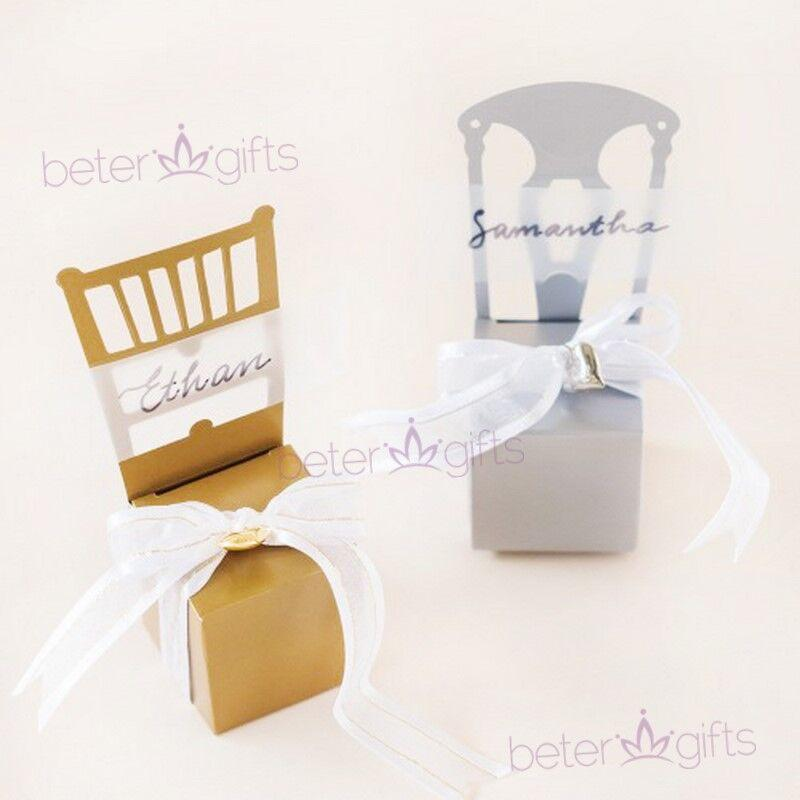 Wedding - 銀色椅子 #喜糖盒 #席位卡夾 #結婚小物 doorgift亞龍灣伴手禮TH002